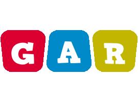 Gar kiddo logo