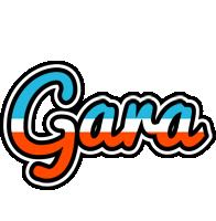 Gara america logo