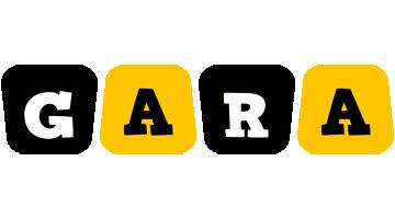 Gara boots logo