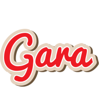 Gara chocolate logo