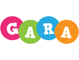 Gara friends logo