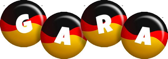 Gara german logo
