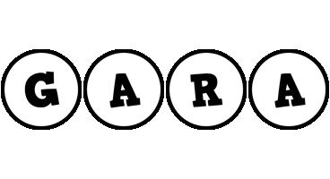 Gara handy logo