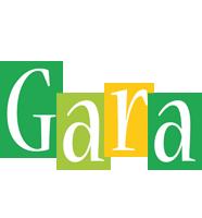 Gara lemonade logo