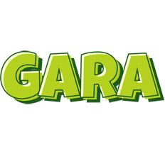 Gara summer logo