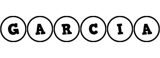 Garcia handy logo