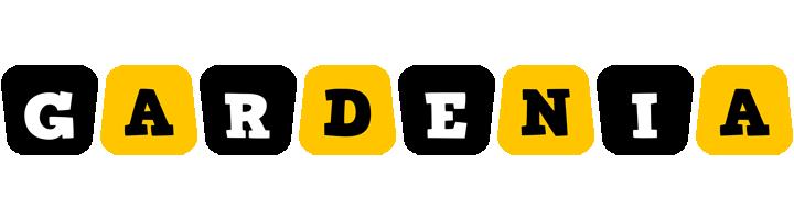 Gardenia boots logo