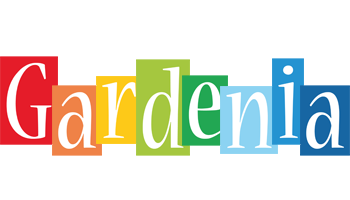 Gardenia colors logo