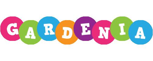 Gardenia friends logo