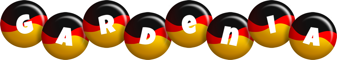 Gardenia german logo
