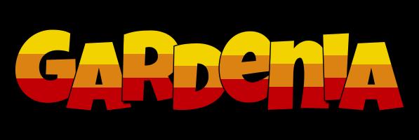 Gardenia jungle logo