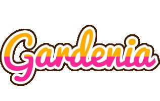 Gardenia smoothie logo