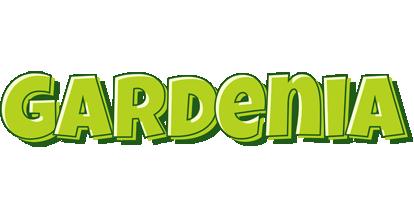 Gardenia summer logo