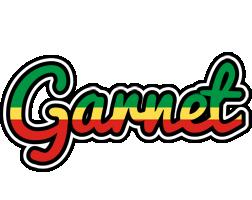 Garnet african logo