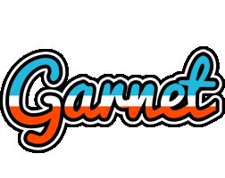 Garnet america logo