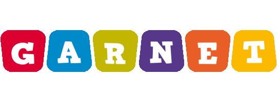 Garnet daycare logo