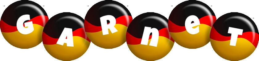 Garnet german logo