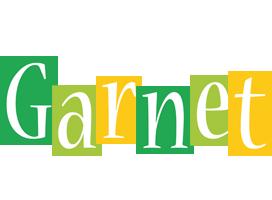 Garnet lemonade logo