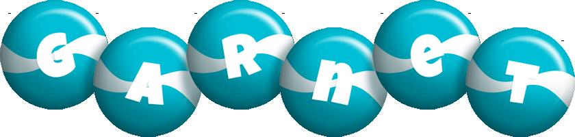 Garnet messi logo
