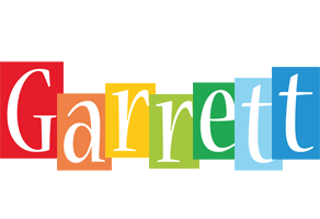 Garrett colors logo