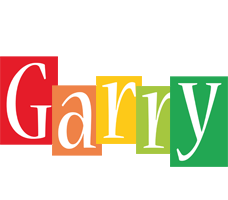 Garry colors logo
