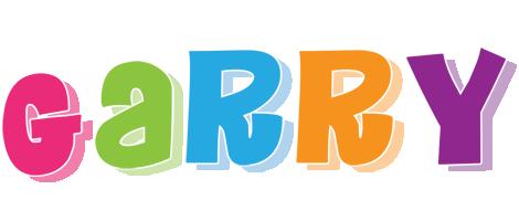 Garry friday logo