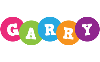 Garry friends logo