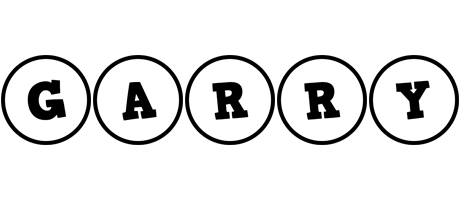 Garry handy logo