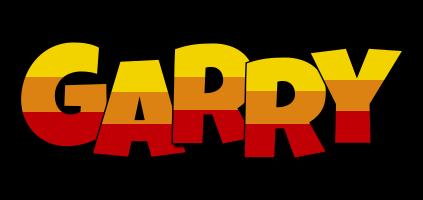 Garry jungle logo