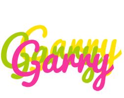 Garry sweets logo