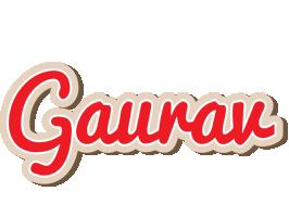 Gaurav chocolate logo