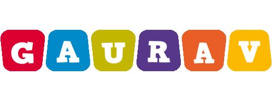 Gaurav daycare logo