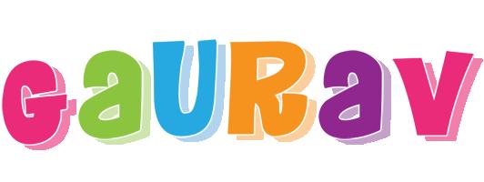 Gaurav friday logo