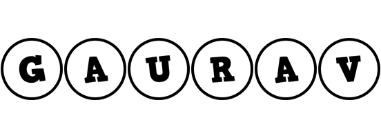 Gaurav handy logo
