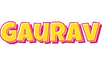 Gaurav kaboom logo