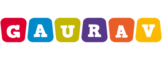 Gaurav kiddo logo