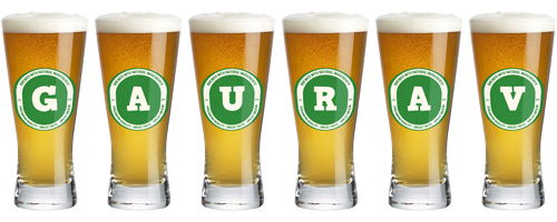 Gaurav lager logo