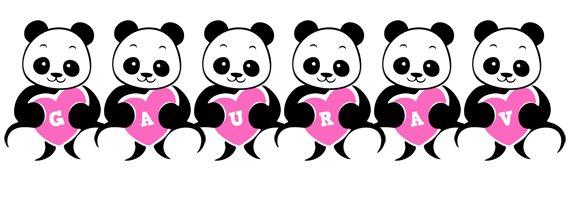 Gaurav love-panda logo