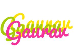 Gaurav sweets logo