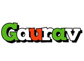 Gaurav venezia logo