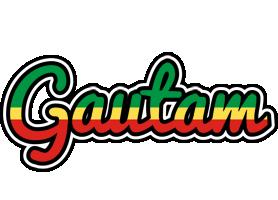 Gautam african logo