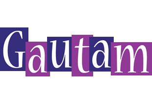 Gautam autumn logo
