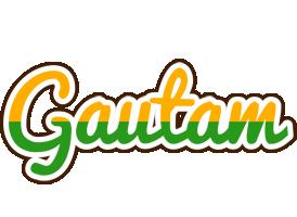 Gautam banana logo