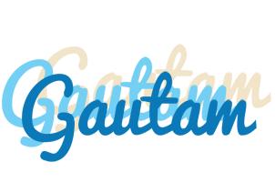 Gautam breeze logo