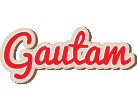 Gautam chocolate logo