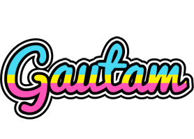 Gautam circus logo