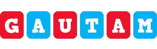Gautam diesel logo