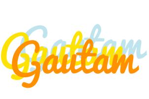 Gautam energy logo