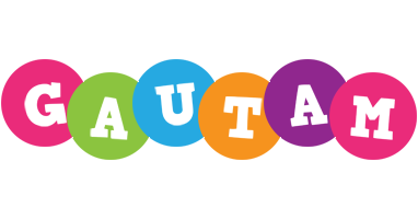 Gautam friends logo