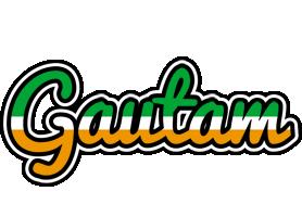 Gautam ireland logo